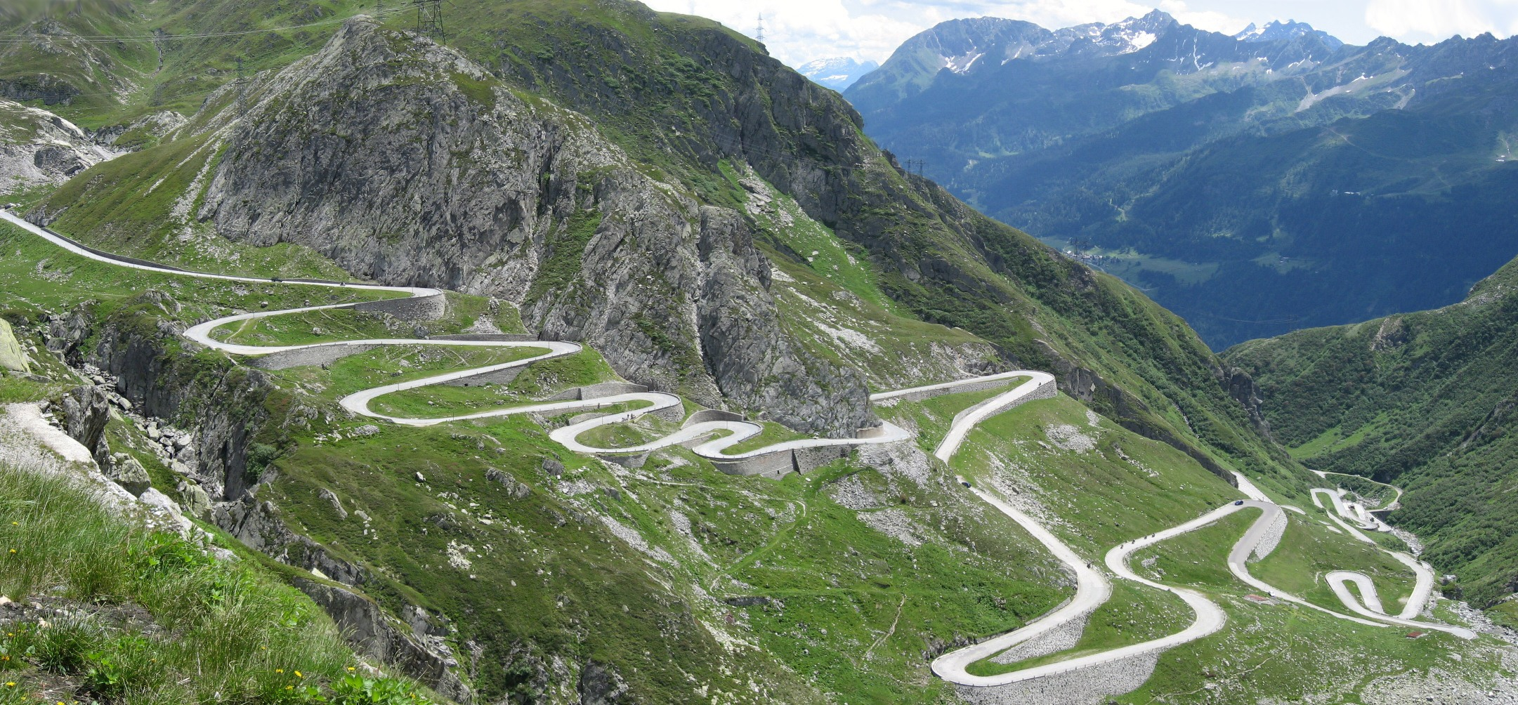 Alpine Passes Carcrazedfool