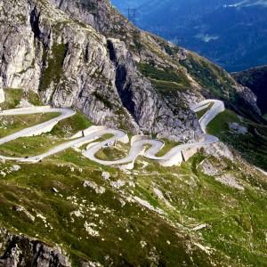 """""""St. Gotthard Pass"""""""