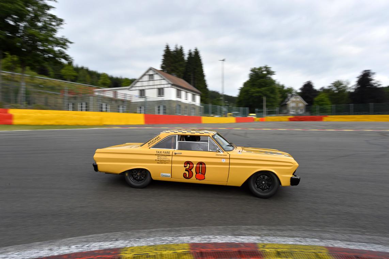 Ford Falcon Road Race Car